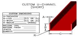 U-Channel, J-Channel & Metal Channel :: Johnson Brothers